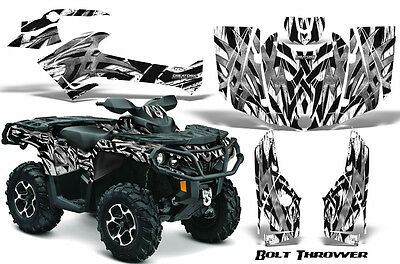Can-Am Outlander 800 1000 R Xt 12-16 Graphics Kit Decals Stickers Btw