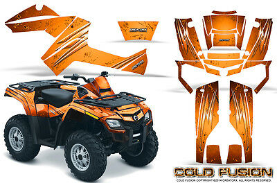 Can-Am Outlander 500 650 800R 1000 Graphics Kit Creatorx Decals Stickers Cfo
