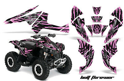 Can-Am Renegade Graphics Kit by CreatorX Decals Stickers BTPL