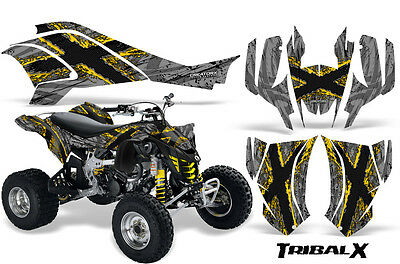 Can-Am Ds450 Graphics Kit Decals Stickers Creatorx Txysb