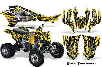 Can-Am Ds450 Graphics Kit Decals Stickers Creatorx Btyy