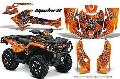Can-Am Outlander 800 1000 R Xt 12-16 Graphics Kit Creatorx Decals Stickers Sxo