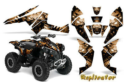 Can-Am Renegade Graphics Kit by CreatorX Decals Stickers RCBR
