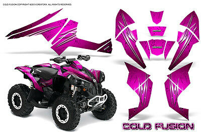 Can-Am Renegade Graphics Kit by CreatorX Decals Stickers CFP
