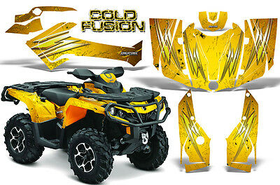Can-Am Outlander 800 1000 R Xt 12-16 Graphics Kit Creatorx Decals Stickers Cfy