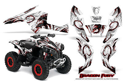 Can-Am Renegade Graphics Kit by CreatorX Decals Stickers DFRW