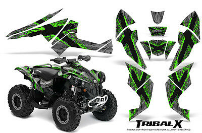 Can-Am Renegade Graphics Kit by CreatorX Decals Stickers TRIBALX GS