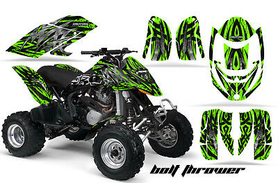 Can-Am Ds650 Bombardier Graphics Kit Ds650X Creatorx Decals Stickers Btg