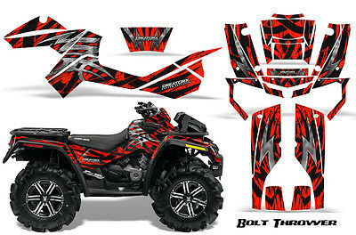 Can-Am Outlander Xmr 500 650 800R Graphics Kit Decals Stickers Btr