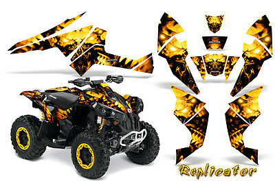 Can-Am Renegade Graphics Kit by CreatorX Decals Stickers RCY