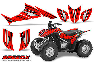 Honda Trx 90 Graphics Kit Creatorx Decals Speedx R