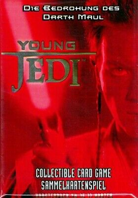 Star Wars Young Jedi Booster Neu & OVP