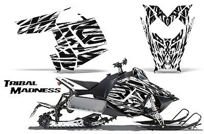 Polaris Rush Pro Rmk 600/800 Sled Snowmobile Graphics Kit Creatorx Wrap Tmw