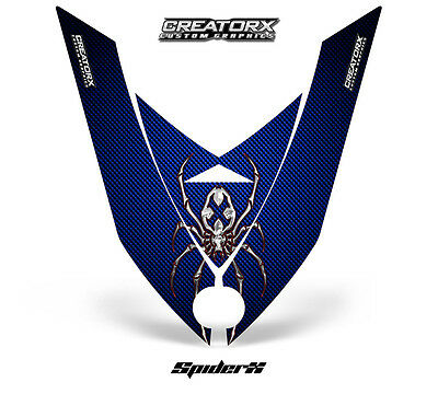 Ski-Doo Rev Xp Snowmobile Hood Creatorx Graphics Kit Decal Sxcb