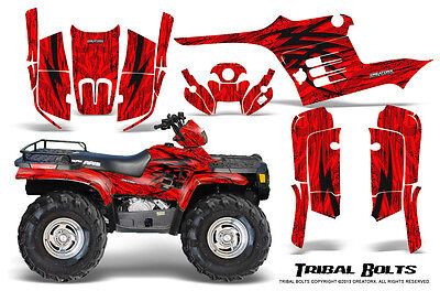Polaris Sportsman 500 1995-2004 Graphics Kit Creatorx Decals Tbr