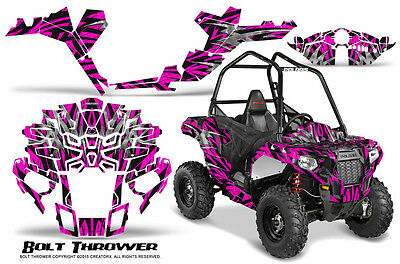Polaris Sportsman Ace 2014-2015 Creatorx Graphics Kit Decals Btp