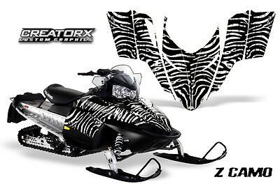 Polaris Shift Rmk Dragon Snowmobile Sled Graphics Kit Creatorx Decals Zcw