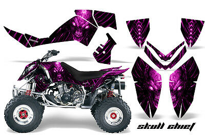 Polaris Outlaw 450 500 525 2006-2008 Graphics Kit Creatorx Decals Stickers Scp