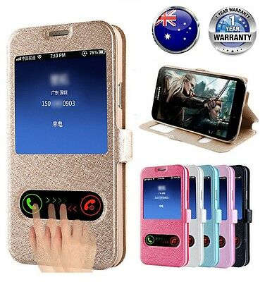 New Wallet Flip PU Leather Phone Case Cover For iPhone Samsung Note 3 4 5 6 7 +