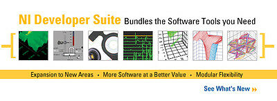 National Instruments Cd Set Ni Developer Suite Quarterly Cd St P/n 500909R-2009