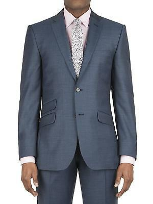 Suit Direct Racing Green Airforce Tailored Fit Jaspe Jacket 0043244