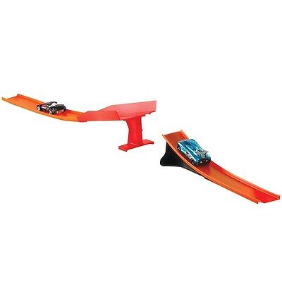 Hot Wheels Jump Accessory Pack Die-Cast Toy Car Track, Only at Toys R Us