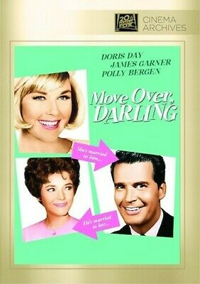 Move Over, Darling [New DVD] Manufactured On Demand, Dubbed, Widescreen, NTSC