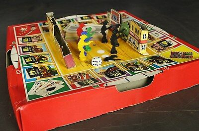 The fastest Gun Board Game By Toltoys for Deny Fisher With Box - Incomplete
