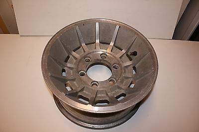 "Vintage 13 Spoke W.R. Grace & Company 6 bolt 5.5"" center 7"" x 15 "" Aluminum Rim"