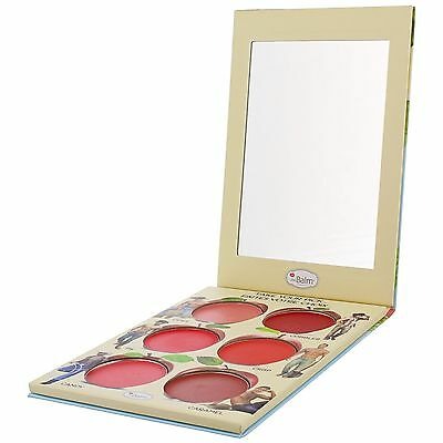TheBalm Cosmetics Palettes How 'Bout Them Apples Lip & Cheek Cream Palette for w