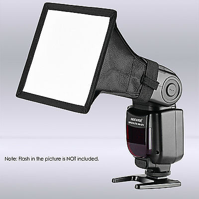 "Neewer 6x5"" Speedlite Softbox Diffuser for Canon YongNuo Nikon Neewer Flash"