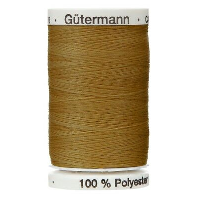 Colour 124 Gutermann Top Stitch Sewing Thread Extra Strong Jeans 30m Reels