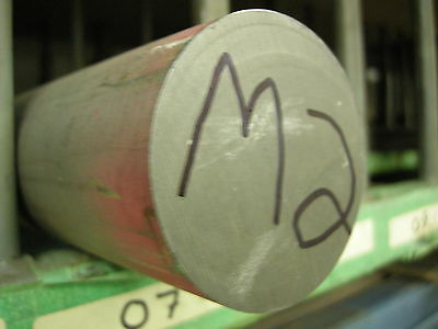 """M-2 M2 5/8"""" X 6"""" Round Alloy Tool Steel Stock For Lathe Cnc Machine Shop"""