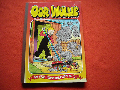 Oor Wullie Annual 1998 In Very Good Plus/excellent Condition Scarce