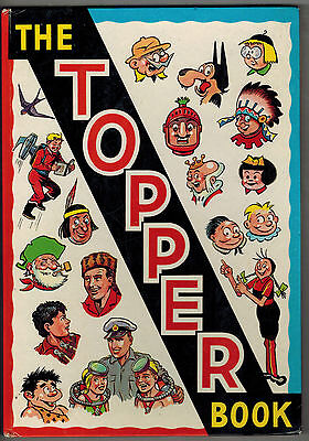 TOPPER ANNUAL 1960 nice comic book