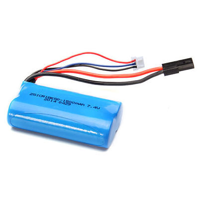 MJX T40C F49 RC Helicopter Spare Parts Battery 7.4V 1500mAh