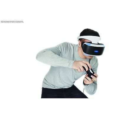 "Sony VR Headset for PlayStation 4 PS4 with 5.7"" OLED Screen & 360-degree Vision"