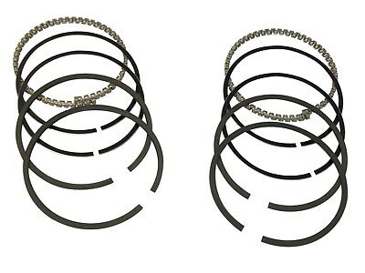 NEW .040 Oversized Piston Rings Harley-Davidson Big Twins 1955-80 Set of Two