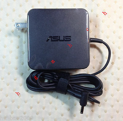 Original OEM ASUS 19V 3.42A AC Adapter for ASUS Zenbook UX303LA-C4089H Ultrabook