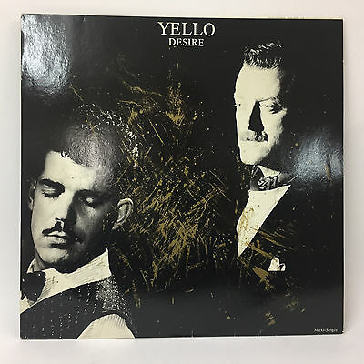 "Yello - Desire | 12"" Maxi Single 