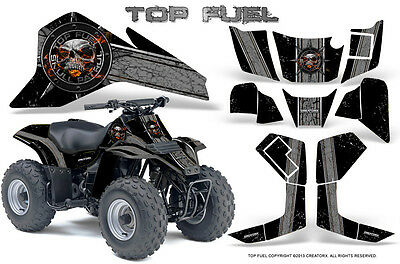 Suzuki Lt 80 Ltz80 Atv Creatorx Graphics Kit Decals Tfsb