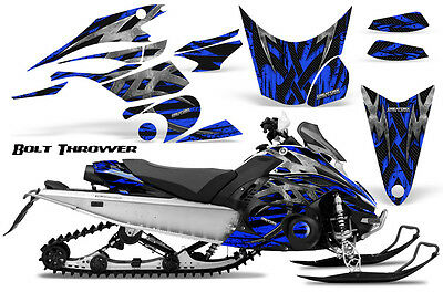 Yamaha FX Nytro 08-14 Graphics Kit CreatorX Snowmobile Sled Decals Wrap BTBL