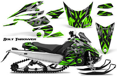 Yamaha FX Nytro 08-14 Graphics Kit CreatorX Snowmobile Sled Decals Wrap BTG