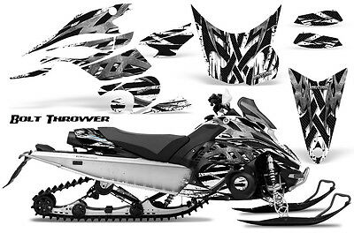Yamaha FX Nytro 08-14 Graphics Kit CreatorX Snowmobile Sled Decals Wrap BTW