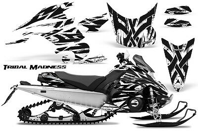 Yamaha FX Nytro 08-14 Graphics Kit CreatorX Snowmobile Sled Decals Wrap TMW