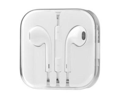 New Genuine Apple MD827LL/A Earpods Earphones for iPhone 7 6 5 4S w/Remote & Mic