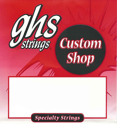 GHS Custom Irish Bouzouki strings Octave Set light guage 10-36