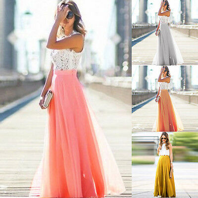 Women Chiffon Long Skirt New Fashion Bohemian Beach Pleated Skirt Summer Maxi