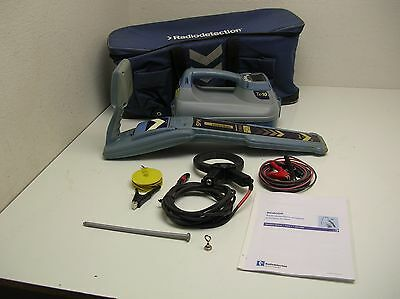 Radiodetection RD8000 PDL T10 Cable Pipe Locator NEVER AS IS! W W Ship
