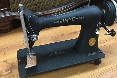 Singer Heavy Duty Sewing Machine For  Leather And Much More Serial AF309076